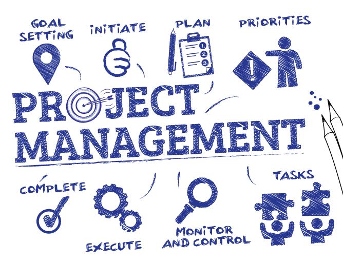 Quản lý dự án Công nghệ thông tin