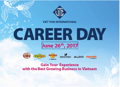 VIET THAI INTERNATIONAL GROUP ATTRACTED OVER 600 PARTICIPANTS TO JOIN  VTI CAREER DAYS