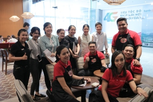 MANAGER IMMERSION TRAINING (MIT) PROGRAM FOR THE PHILIPPINES TEAM OF HIGHLANDS COFFEE