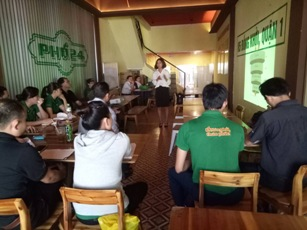 RECRUITMENT'S SKILL SHARING FOR PHO24 STORE MANAGEMENT