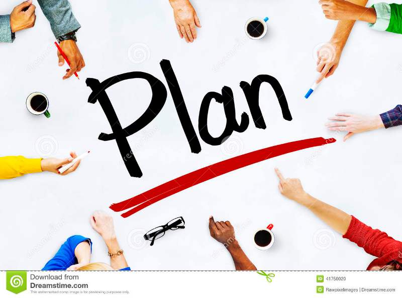 FIVE STEPS TO BUILD AN EFFECTIVE PLAN