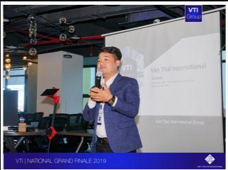 Tập đoàn Việt Thái Quốc Tế phối hợp tổ chức cuộc thi Vietnam AI Grand Challenge 2019