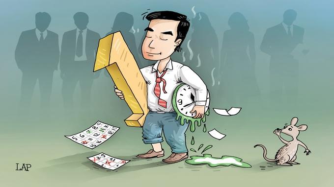 Thiếu chuyên nghiệp - Người trẻ tự hại mình